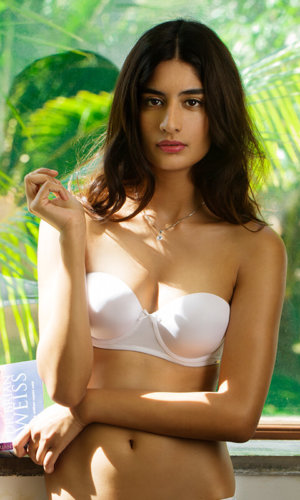 Summer Nights Multiway Bra in White