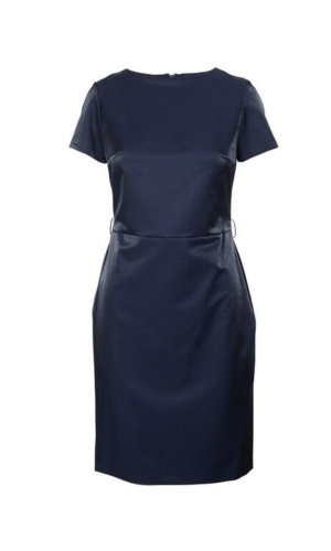 Margaret Short Sleeved Shift Dress