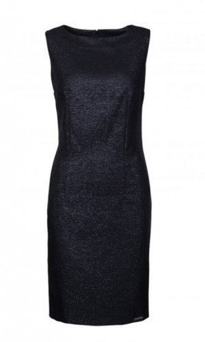Stella Sparkly Wool Dress