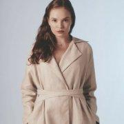 Gydnia Cream Coat
