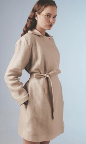 Gydnia Cream Coat