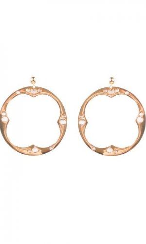 Clover Bubble Earrings