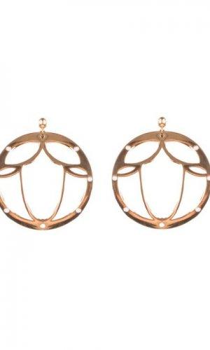 Wallpaper Earrings