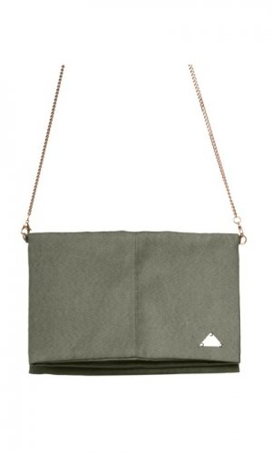 Bella Green Bag
