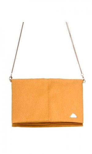 Bella Mustard Yellow Bag