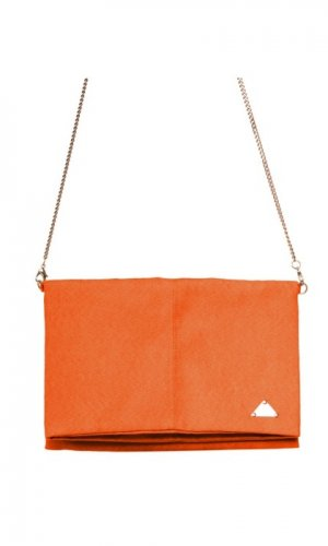 Bella Orange Bag
