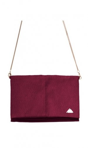 Bella Burgundy Bag