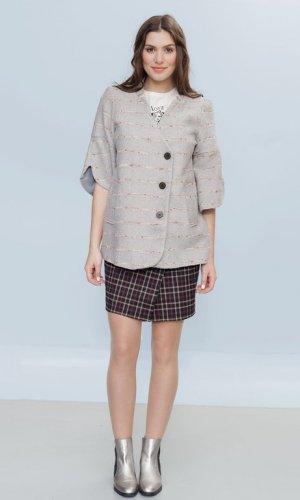 Gigi's Gentleman Kimono Blazer