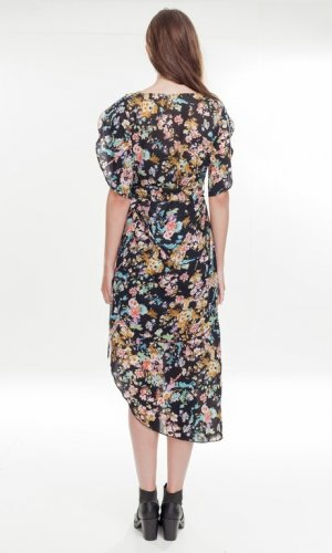 Willow's Wonderland Floral Dress