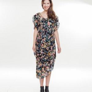 Willow's Wonderland Floral Dress