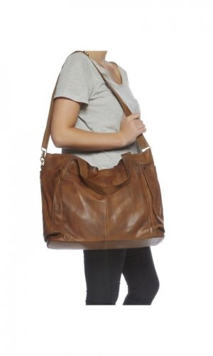 Splendor Brown Weekender