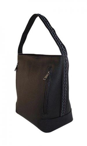 Hobo Heaven Black Bag