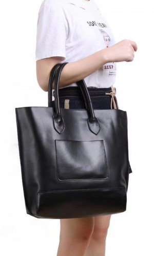 Freeda Black Handbag