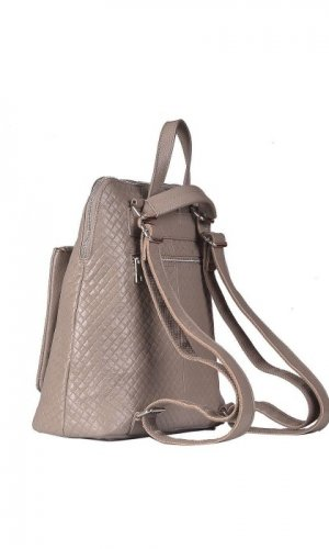Tomb Raider Taupe Backapack