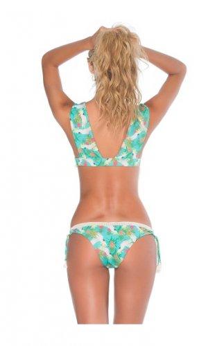 Cacatuas Halter Bikini Set