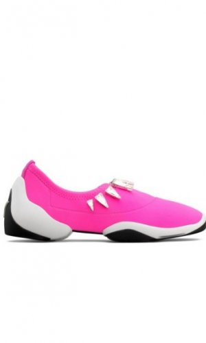 Fuxia Light Jump Sneakers