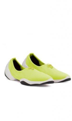 Yellow Light Jump Sneakers
