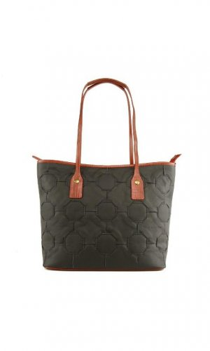 Fire & Hide Tote Bag