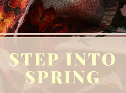 Step Into Spring Fashion