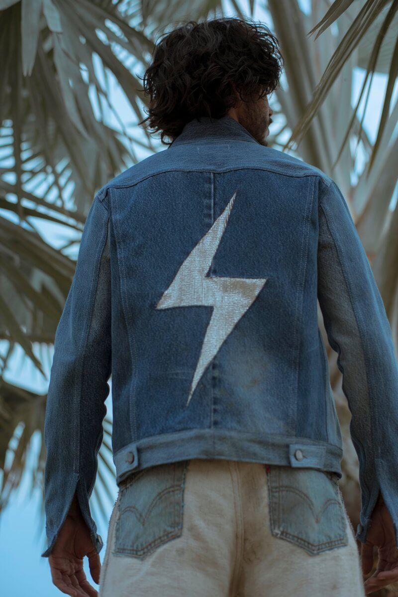 Bolt Denim Jacket