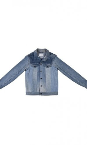 Triarchy Bolt Denim Jacket