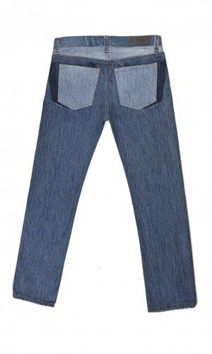 Triarchy Indigo Boyfriend Jeans