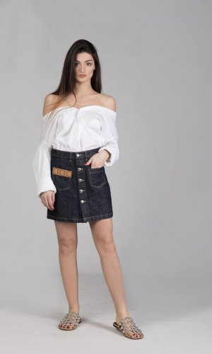 Briza High Waist Skirt