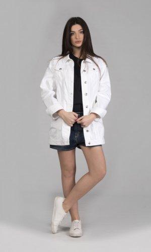 Contrastes White Jacket
