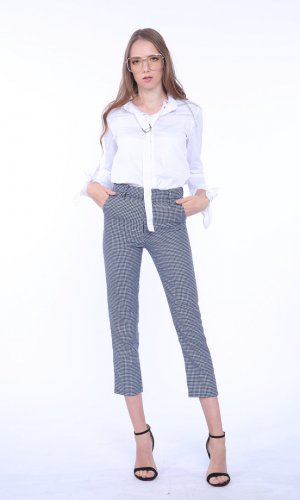 Plover Fitted Trousers