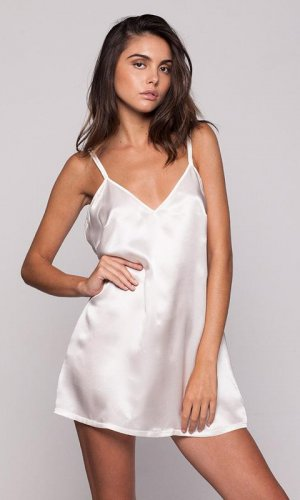 Siena Organic Silk Dress