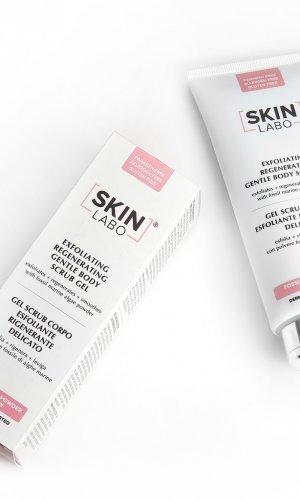 Skin Labo Body scrub gel
