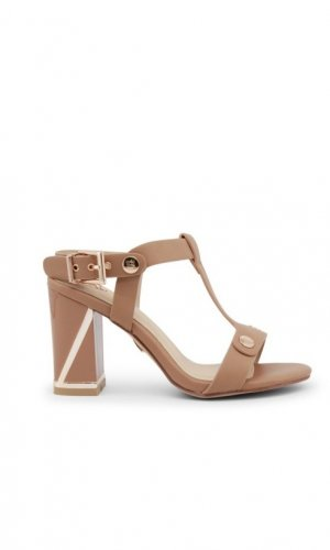 Laura Beige Sandals