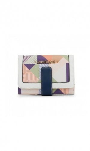 Laura Bagiotti Multi- colour Wallet