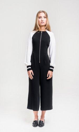 Camy Monochrome Jumpsuit