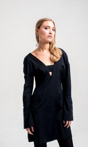 Lora Cut-Out Dress
