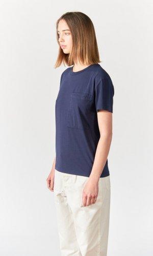 Aiden Blue Jet Pocket T-Shirt