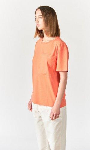 Aiden Red Jet Pocket T-Shirt