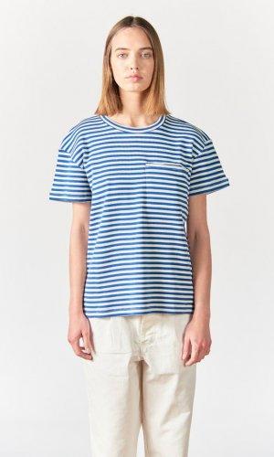 Aiden Striped Jet Pocket T-Shirt