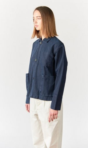 Garrett Blue Work Jacket