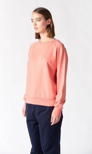 Kent Red Raglan Sweatshirt