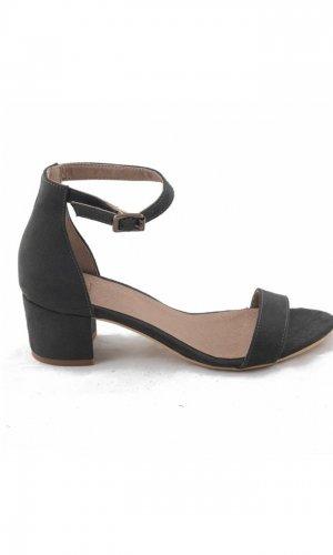 Irene Green Sandals