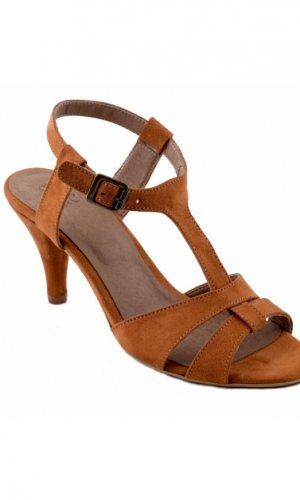 Bona Brown Open Toe Sandals