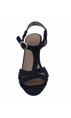 Bona Blue Open Toe Sandals