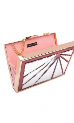 Reflejo Metallic Clutch