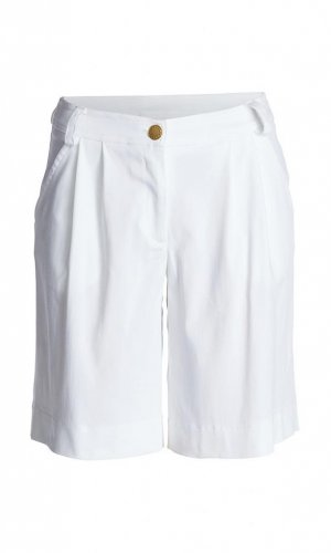 88a87725777db8 White Shorts
