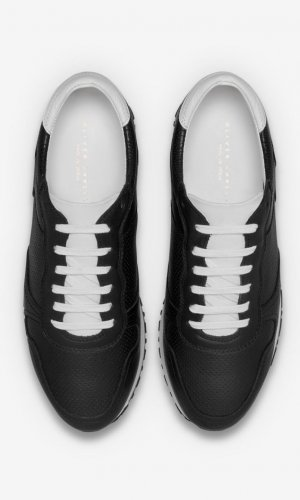 Rennes Black Runner Sneakers