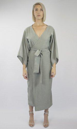 Mali Wrap Dress