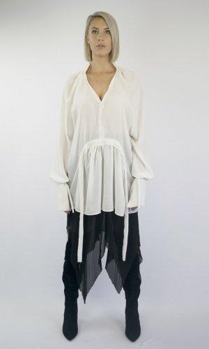 Cauli Oversized White Blouse