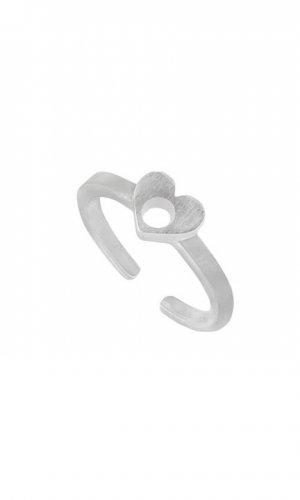 mini heart ring