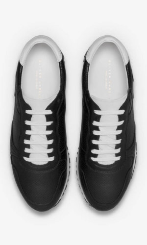 Rennes Black Trainers